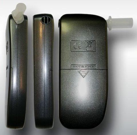 Алкотестер SITITEK CA20F имеет компактный корпус