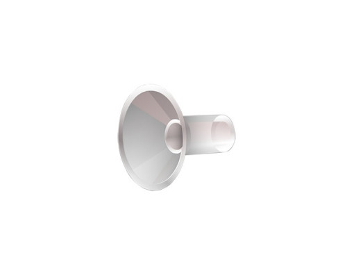 Мундштук-воронка для алкотестера Динго B-01, Динго В-02
